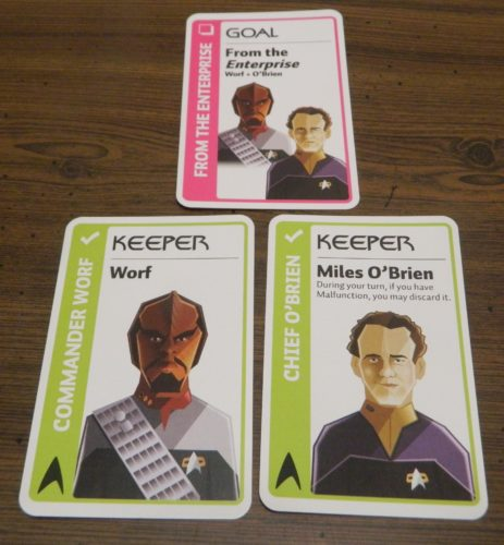 Winning Star Trek Deep Space Nine Fluxx