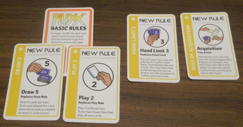 New Rules in Star Trek Deep Space Nine Fluxx.
