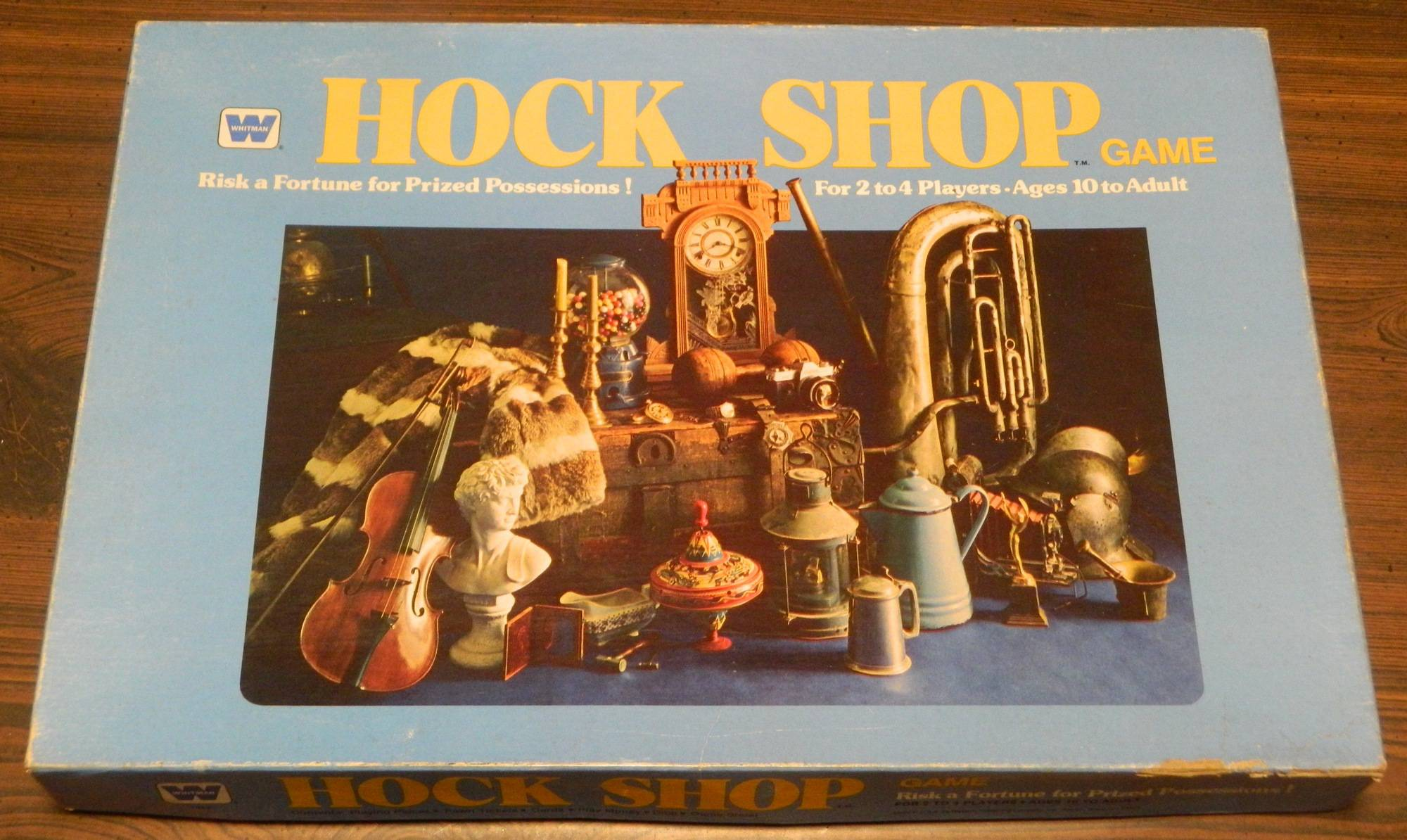 Box for Hock Shop