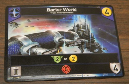 Base Card in Star Realms