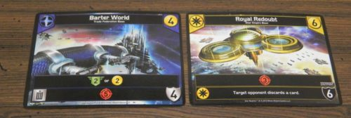 Outpost Card in Star Realms