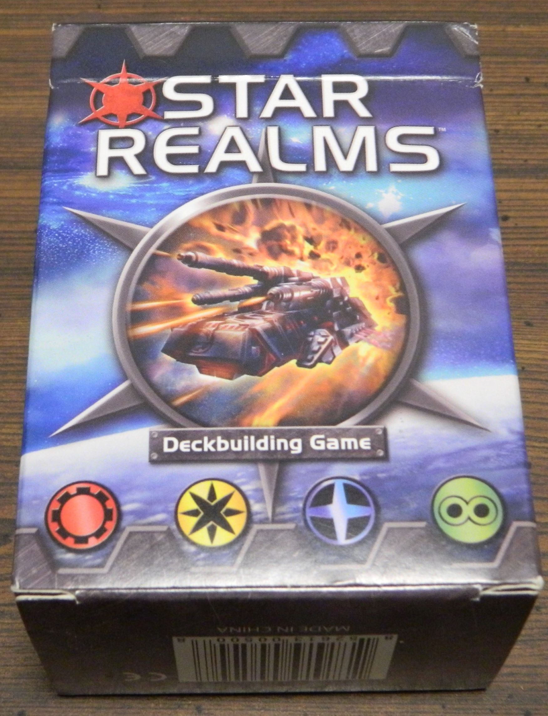 Box for Star Realms