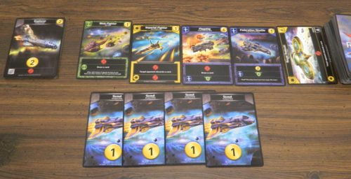 Acquiring Cards in Star Realms