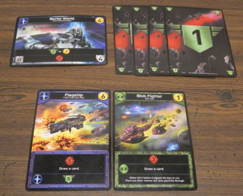 Combat in Star Realms
