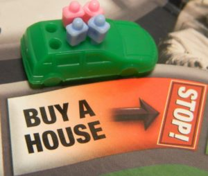 Buy House Space in Game of Life: Extreme Reality