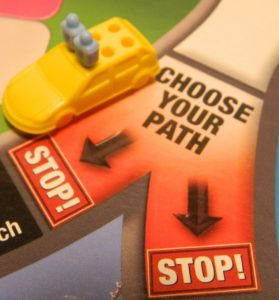 Choos Your Path Space in Game of Life: Extreme Reality