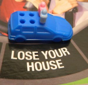 Lose Your House Space in Game of Life: Extreme Reality