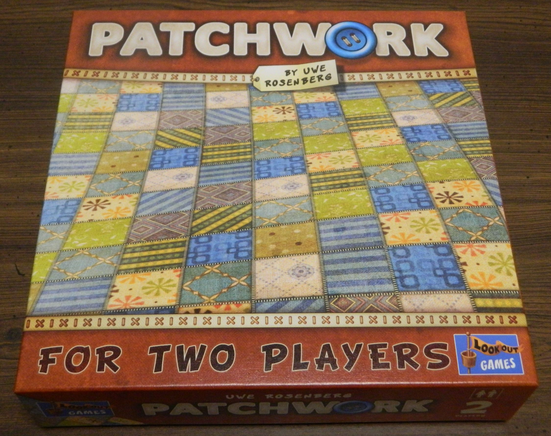 Box for Patchwork