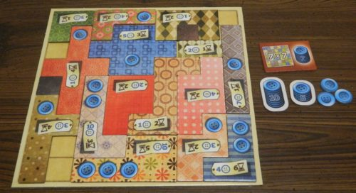 Scoring in Patchwork