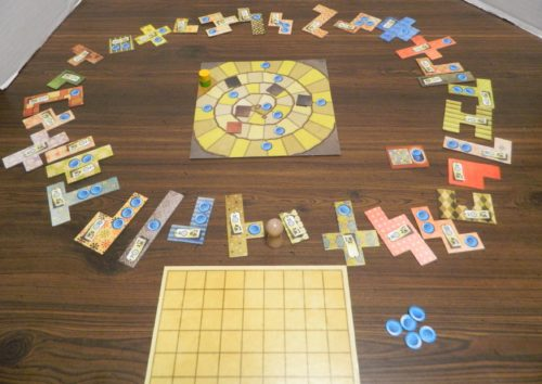 Setup for Patchwork