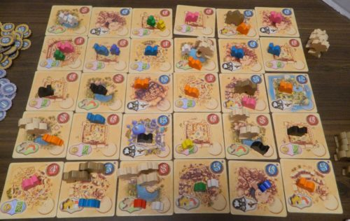 No Legal Moves Five Tribes