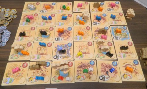 Used All Camels in Five Tribes
