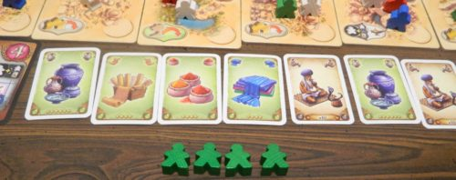 Merchants in Five Tribes