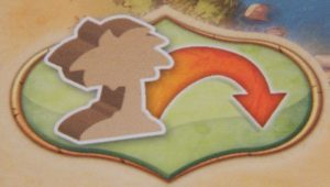 Oasis Symbol in Five Tribes