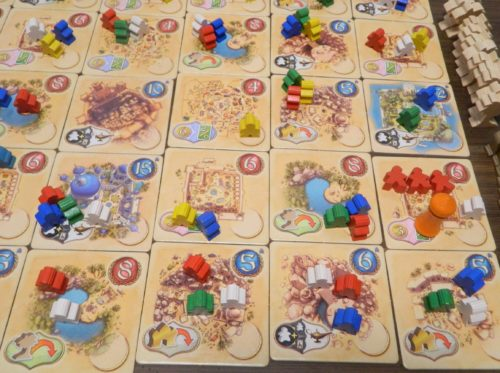 Assassins in Five Tribes