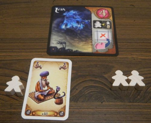 Use Djinn Ability in Five Tribes