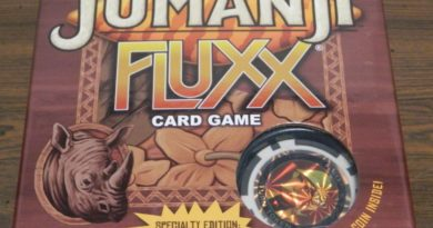 Box for Jumanji Fluxx