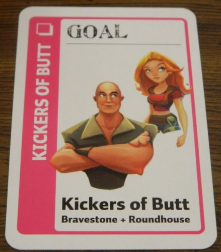 Goal Card in Jumanji Fluxx