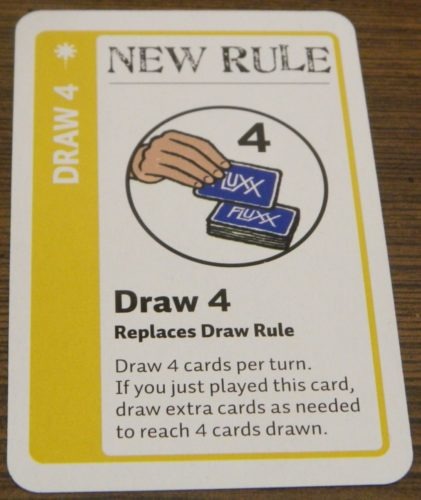 New Rule Card Jumanji Fluxx