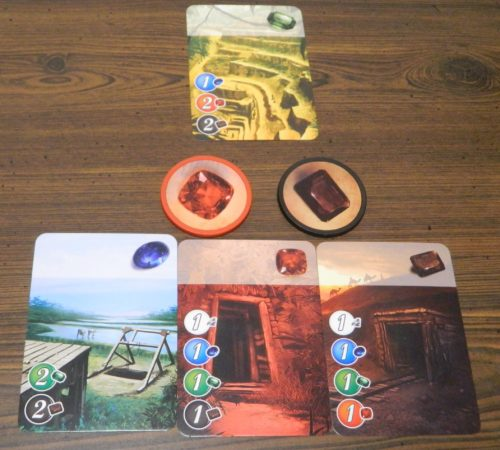 Buy Development Card in Splendor