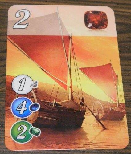 Development Card in Splendor