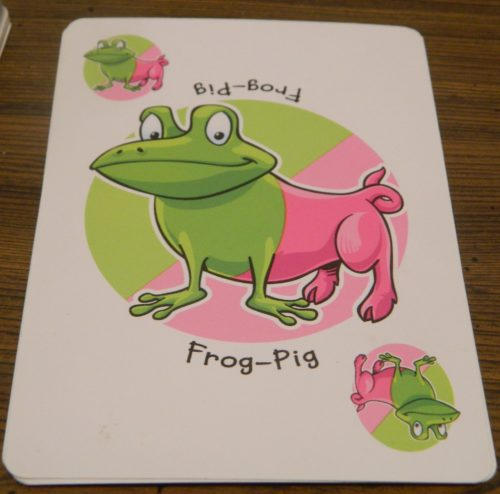 Pig Card in Tastes Like Chicken