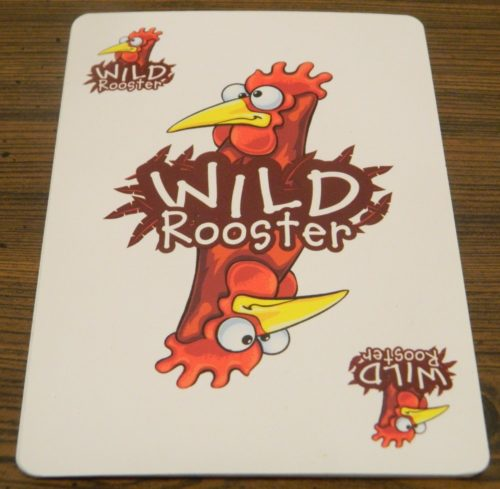 Wild Rooster in Tastes Like Chicken