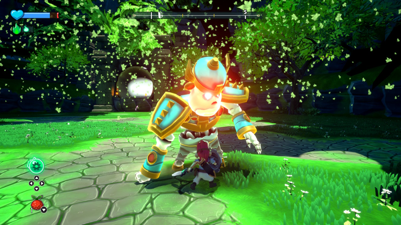 A Knight's Quest Screenshot