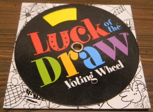 Vote in Luck of the Draw
