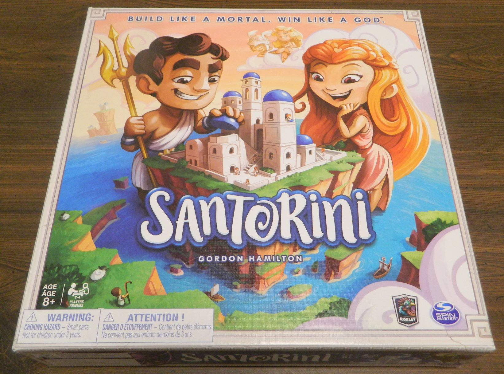 Box for Santorini