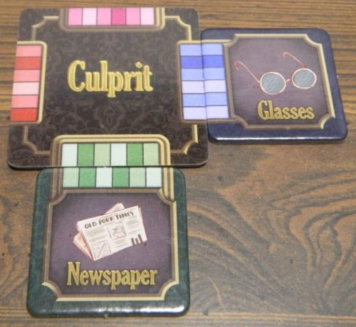 Compare Clues in 5-Minute Mystery