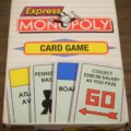Box for Express Monopoly Card Game