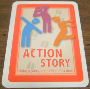 Action Story Card Moose Master