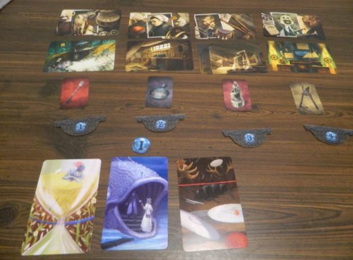 Final Vision Cards in Mysterium