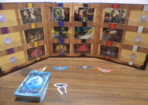 Ghost Setup in Mysterium