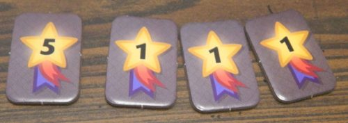 Victory Point Tokens in Gizmos