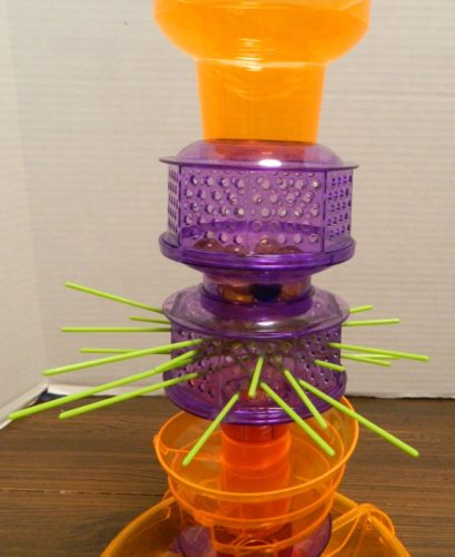 Second Level in Electronic Super Ker Plunk!
