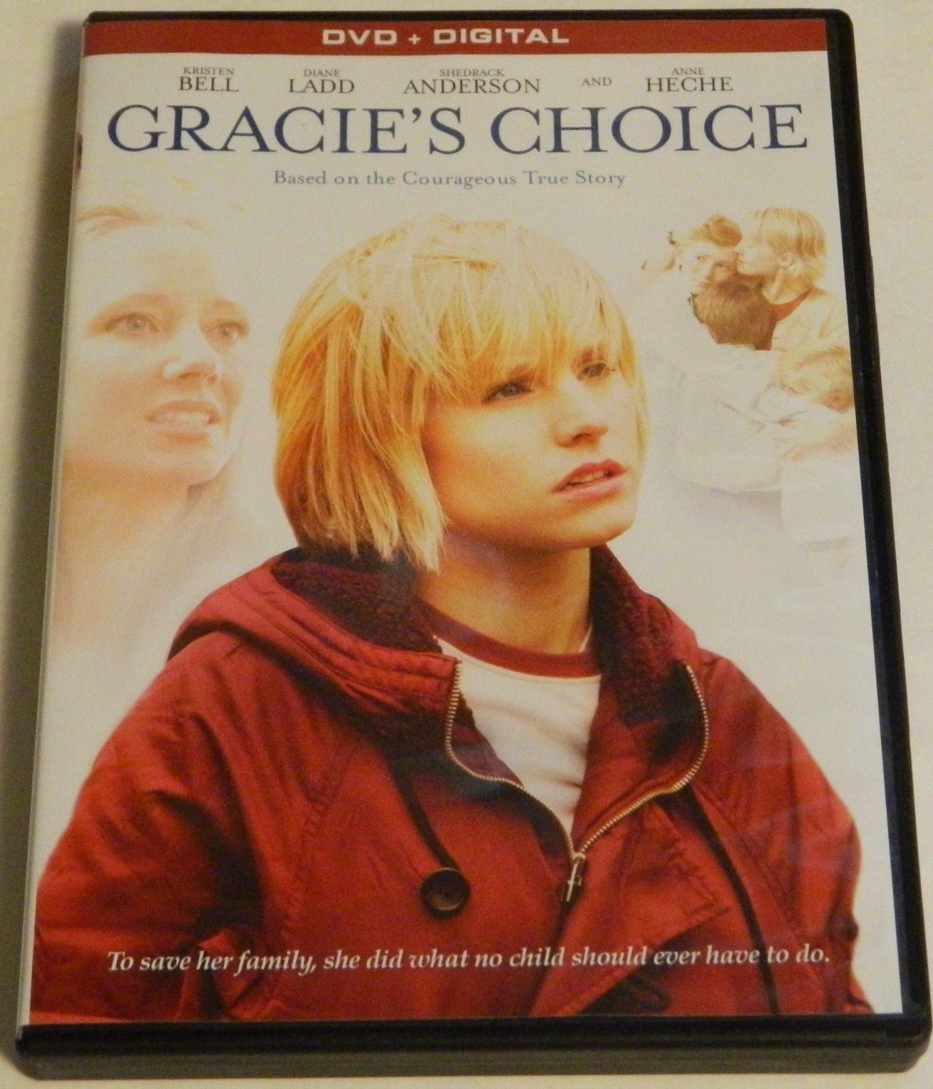Gracie's Choice DVD