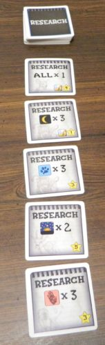 Pick Research Tile in String Safari