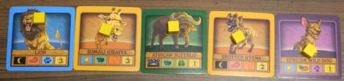 Scoring Animal Tiles in String Safari
