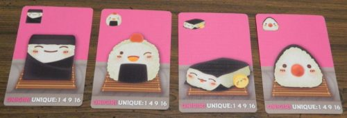 Onigiri Card in Sushi Go Party!