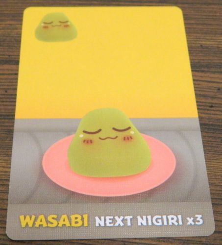 Wasabi Card in Sushi Go Party!