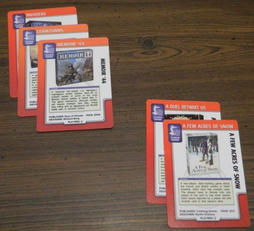 Adding Cards in BoardGameGeek The Card Game