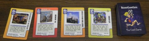 Drawing Cards in BoardGameGeek The Card Game