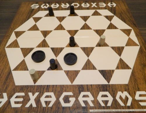 Winning Hexagrams