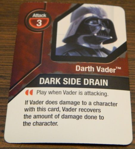 Power Combat Card in Star Wars Epic Duels