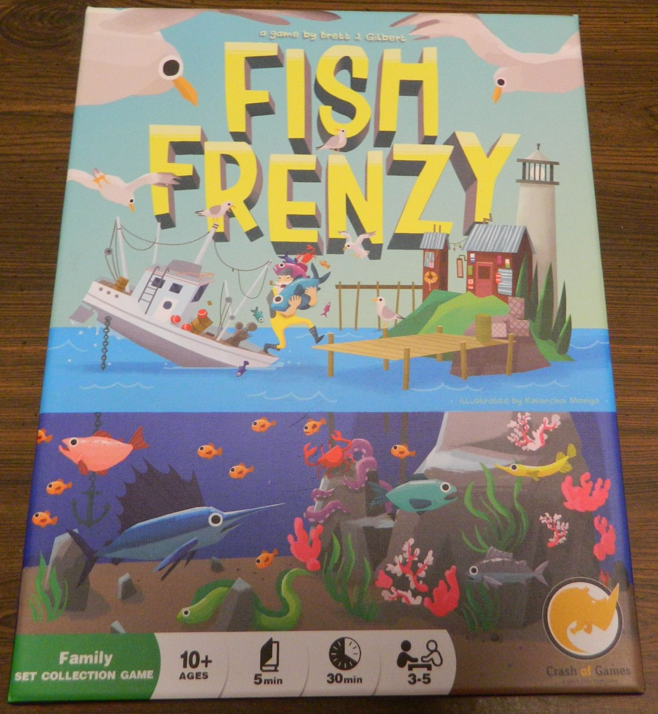 Box for Fish Frenzy