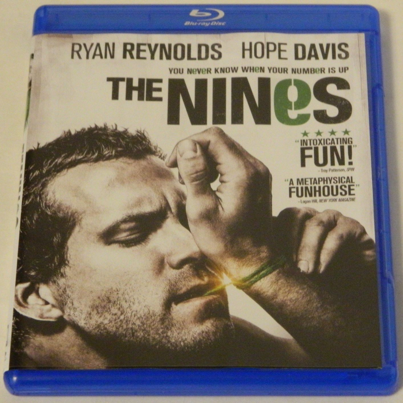 Blu-ray for The Nines
