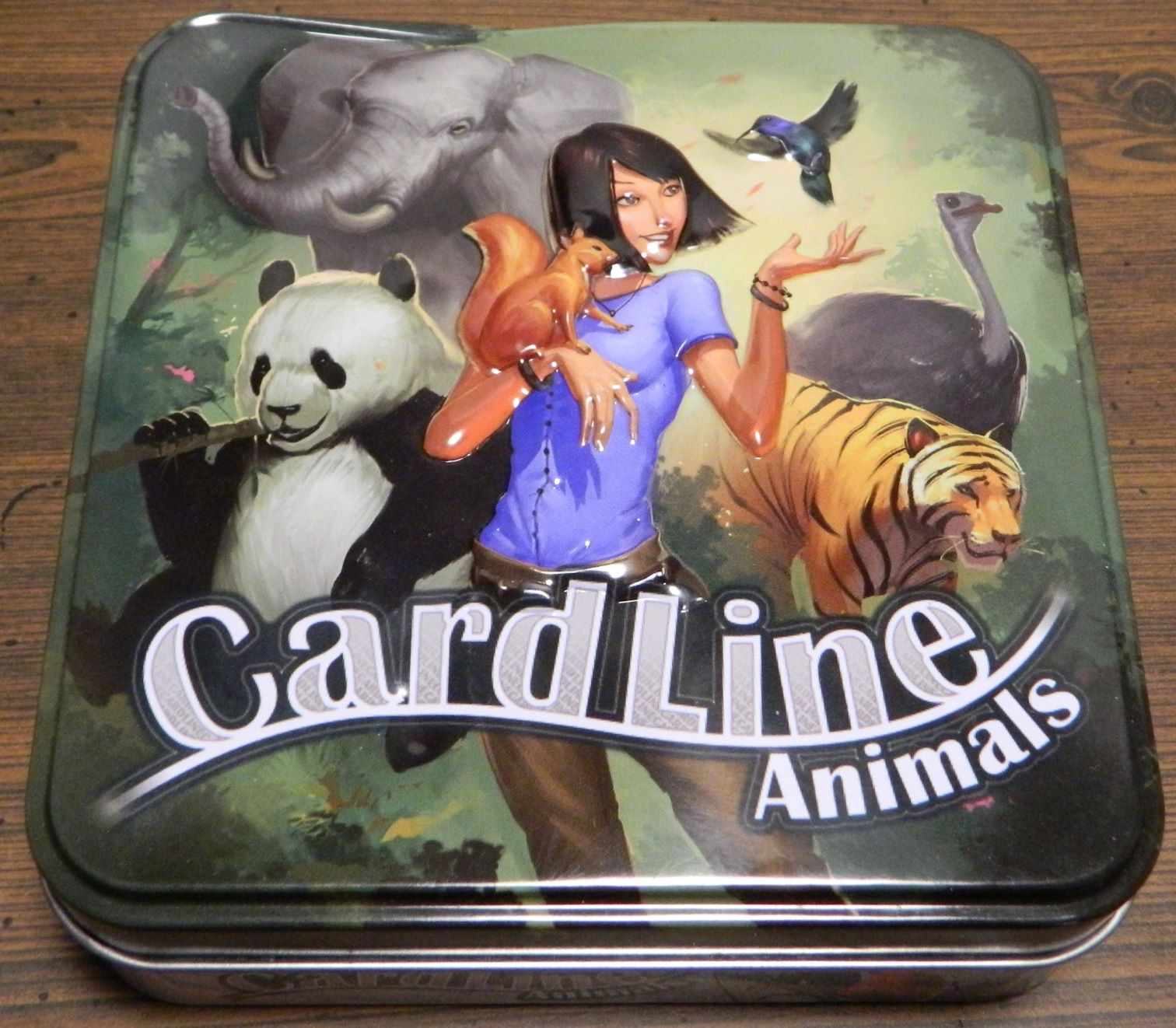 Box for Cardline Animals