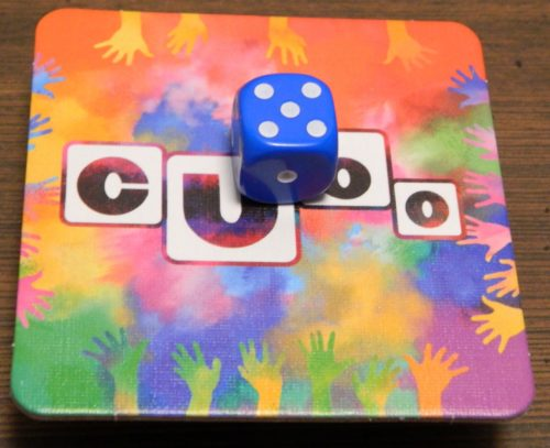 Extra Dice in Cubo